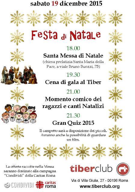 FestaNataleTiber2015